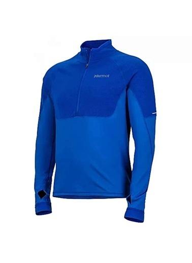 Marmot Polar Sweatshirt Mavi